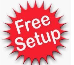 free-set-up