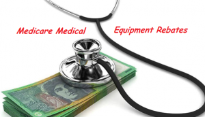Medicare Medical Equipment Rebates